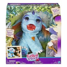 Hasbro Fur Real Friends Dráček plamínek