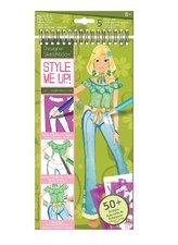Style Me Up - Hippie oblečení - Návrhářské portfolio
