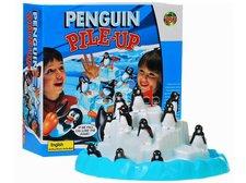 Hra Závod tučňáků