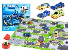 Dimix Desková hra s autíčky
