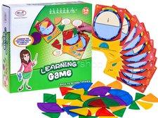 Dimix Matematická hra Zlomky
