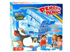 Hra Jenga tučňáci