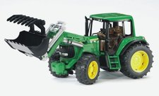 Bruder - Traktor JOHN DEERE 6920 + čelní nakladač