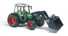 Bruder - Traktor FENDT Farmer + čelní nakladač