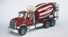 Bruder - Nákladní auto MACK Granit - domíchávač