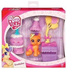 My Little Pony  - Hrací set s mini poníkem