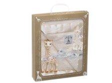 Vulli Žirafa Sophie - luxusní sada s dekou
