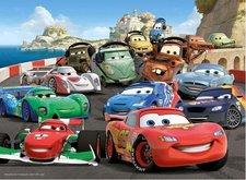 Puzzle - Cars 2 100 dílků
