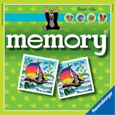 Ravensburger - Krteček MEMORY