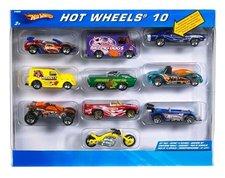 Hot Wheels - Angličák 10PACK