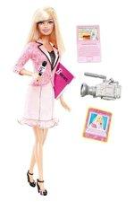 Mattel Barbie TV moderátorka ICB T2692