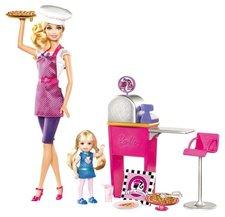 Mattel Barbie Pizza šéfkuchařka ICB