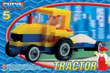 Cheva 5 - Traktor - krabice