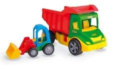 Multi truck + nakladač WADER
