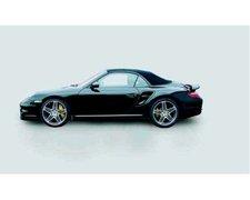 SIKU Super - Kabriolet Porsche 911 Turbo
