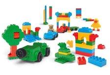 Kostky Mini blocks v krabici WADER
