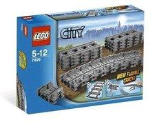 Lego 7499 CITY Ohebné koleje