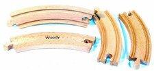 """Woody Příslušenství k dráze """"Kulaté koleje dlouhé"""""""