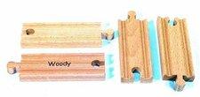 """Woody Příslušenství k dráze """"Rovné koleje krátké"""""""