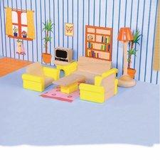 """Woody Nábytek do domečku """"Obývací pokoj"""""""