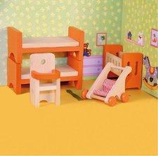 Woody Nábytek do domečku Dětský pokoj
