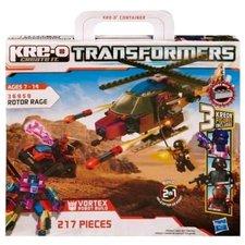 KRE-O Transformers Stavebnice s vrtulníkem