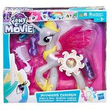 Hasbro MLP Zářící princezna Celestia