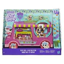 Hasbro LPS Set cukrářský vůz