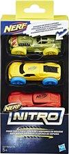 Hasbro Nerf Nitro Náhradní autíčko 3 kusy