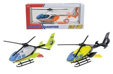 Helikoptéra Service, 3 druhy