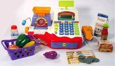 Dětská elektronická pokladna