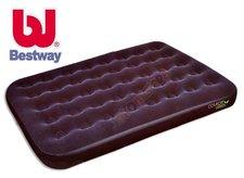 Nafukovací matrace 191 x 137 x 22 cm Bestway Comfort Green