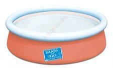 Dětský bazén BestWay 152 x 38cm - oranžový