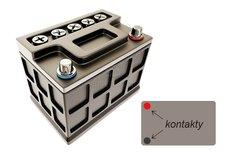 Baterie do elektrického autíčka 12V/10Ah