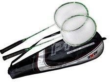 Badmintonové rakety Axer