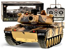RC Tank US M1A2 - 1:20