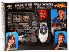 Vysílačky Walkie Talkie Policie