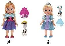 Ledové království - princezna a sněhulák