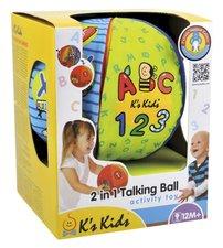 K´s Kids - Mluvící míč (2v1)