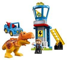 LEGO DUPLO 10880 T-Rex a věž