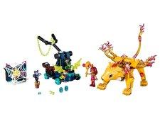 Lego Elves 41192 Azari a chycení ohnivého lva