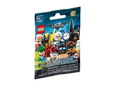 Lego Creator 71020 Minifigurky Batman MOVIE 2