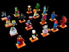 Lego Creator 71021 Minifigurky 18. série