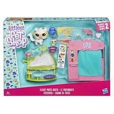 Hasbro Littlest Pet Shop Littlest Pet Shop Tématický set se zvířátkem