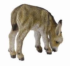 Zvířátko Osel hříbě - pasoucí se