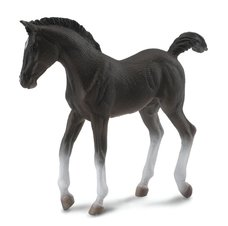 Collecta Tennessee Walking Horse - hříbě černé