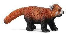 Zvířátko Panda červená