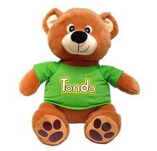 Mac Toys Pohádkový medvídek Tonda CZ