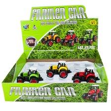 Natahovací traktor