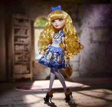 Mattel Ever After High - Šlechtici - Blondie Lockes